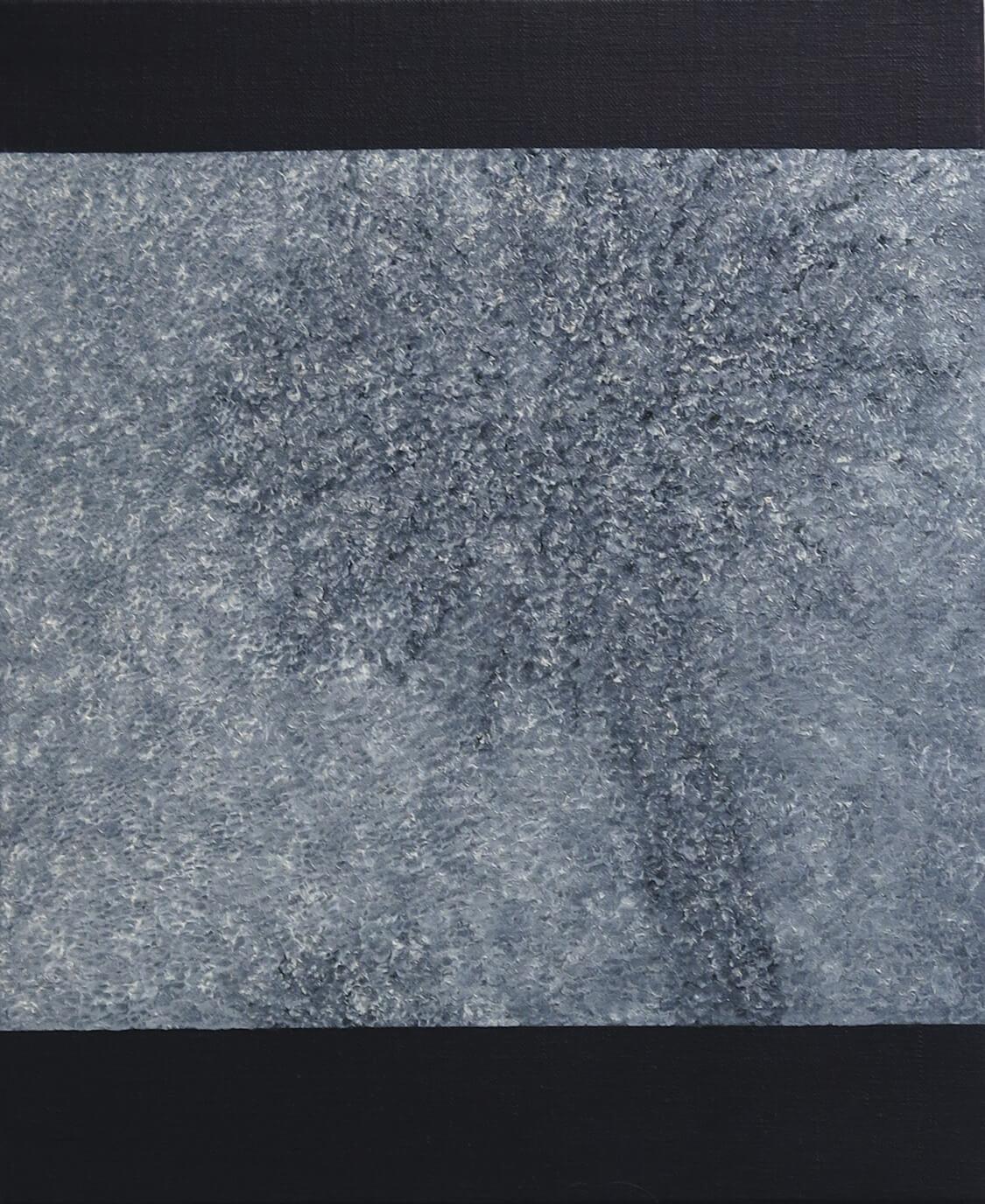 Palmtree I - Oil on Canvas, 60 x 50 cm, 2013